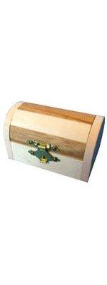 Boîte à bijoux en bois 8 cm x 5 cm x 5 cm
