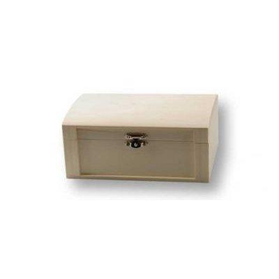 Boîte en bois 16,8 x 11,8 x 7,5 cm