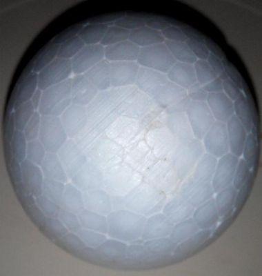Sujet d corer boule polystyr ne 6 cm for Boule polystyrene a decorer