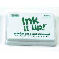 Encreur vert pour tampons de scrapbooking