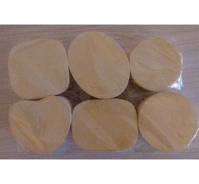 Mini Boites bois lot de 6 pièces 40 mm