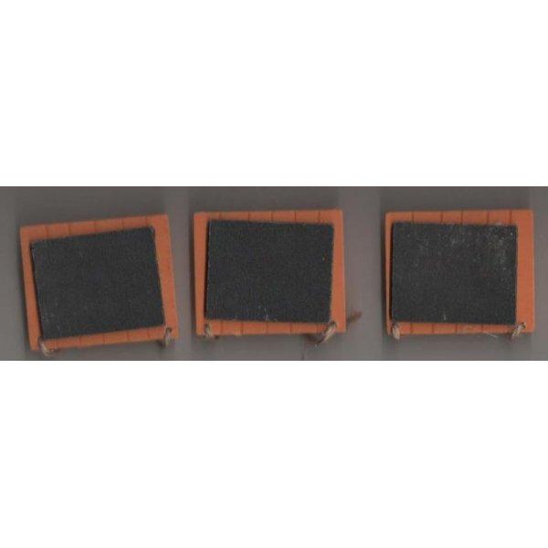 Mini tableau ardoise lot de 3 pièces