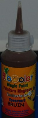 Peinture Biocolor 100 ml brun