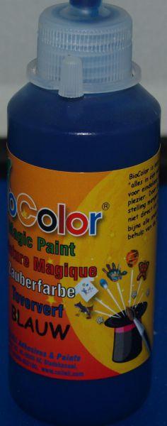 Peinture Biocolor 100 ml bleu