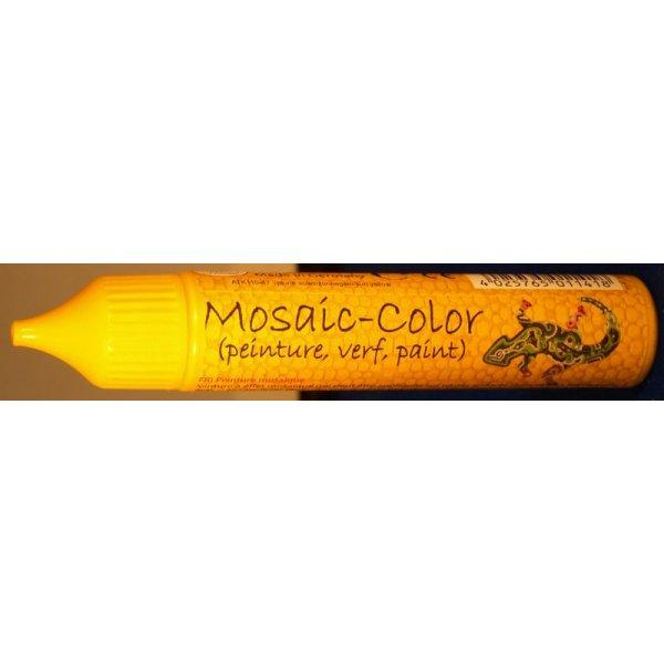 Peinture Mosaic-Color 30 ml jaune