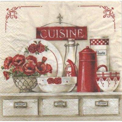 Serviette papier cuisine et café 33 cm X 33 cm 3 plis