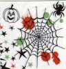 Serviette papier Halloween et araignée 33 cm X 33 cm 3 plis