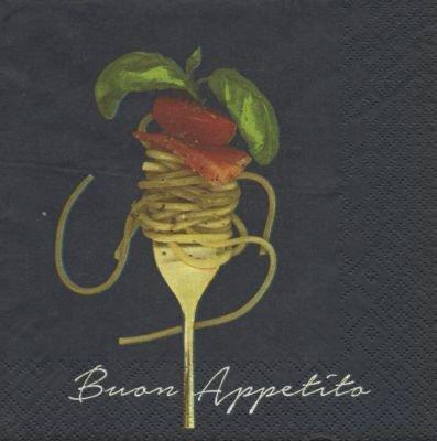 Serviette papier Italie et bolognaise  33 cm X 33 cm 3 plis