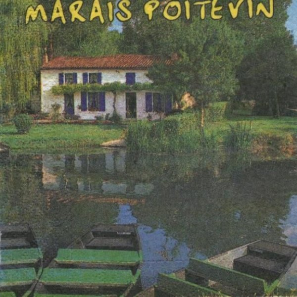 Serviette papier Le Marais Poitevin 33 cm X 33 cm 3 plis
