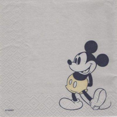 Serviette papier Mickey 1929  33 cm X 33 cm 3 plis