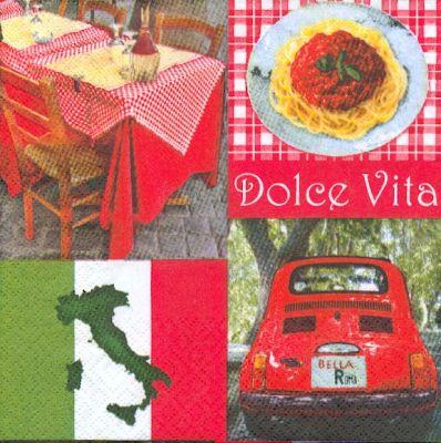 Pays serviette papier motif pizza italie 33 cm x 33 cm 3 for Fourniture pizzeria