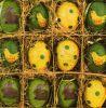 Serviette papier oeufs de Paques au nid 33 cm x 33 cm