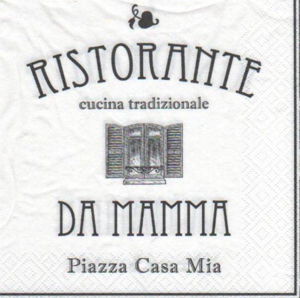 Serviette papier Piazza Casa Mia de 33 cm X 33 cm 3 plis