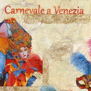 Serviette papier Venise 33 cm X 33 cm 3 plis