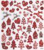 Stickers Noël et boules