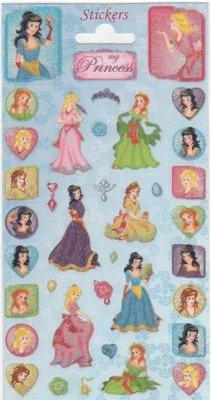 Stickers Princess