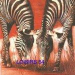 Serviette papier Animaux Afriques 2 Zébres.