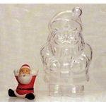 Père Noël transparent 130 mm