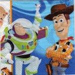 Serviette papier Toy Story 3 de 33 cm X 33 cm 2 plis