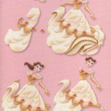 Livre 18 mini 3D à découper princesse