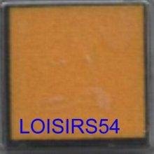 Encreur jaune 35 mm pour décoration de cartes