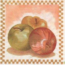 Serviette papier 3 pommes 33 cm X 33 cm 3 plis