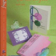 Livre Cartes en fëte pour la décoration de carte