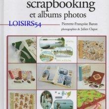 Livre scrapbooking et albums photos