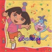 Serviette papier Dora