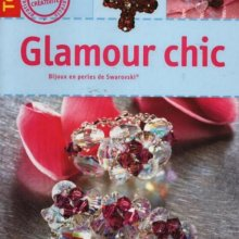 Livre Glamour chic bijoux en perles