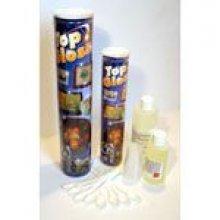 Gel résine Top gloss 50 g + 25 g