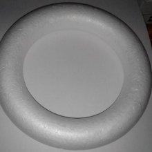 Couronne  polystyrène 17 cm