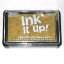 Encreur couleur Or pour vos tampons de scrapbooking