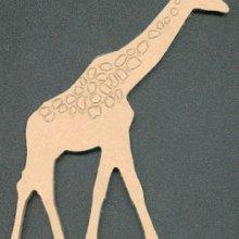 Girafe MDF 120 mm  x 60 mm