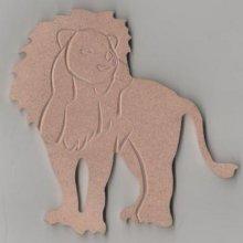 Lion MDF à peindre 100 mm