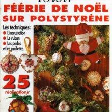 Livre MAGIC LOISIR Féérie de Noël