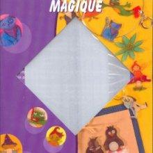 Livre Plastique Magique