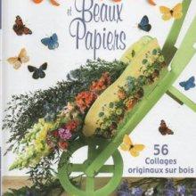 Livre Serviettes et Beaux Papier