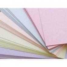 Carton type Stardream A4 50 feuilles assorties