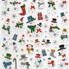 Stickers Noël et hiver