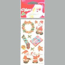 Stickers Père Noël