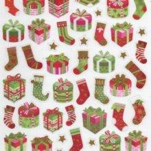 Stickers Noël et cadeaux