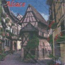 Serviette papier Strasbourg 33 cm X 33 cm 2 plis
