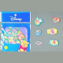Stickers Winnie l'ourson 100 pièces